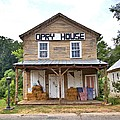 Opry House - Square by Gordon Elwell
