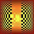 Optical Illusion by Gabiw Art