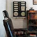 Optometrist - Eye Doctor's Office With Eye Chart by Susan Savad