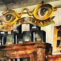 Optometrist - Spectacles Shop by Susan Savad