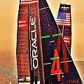 Oracle Ac 45's by Steven Holloway