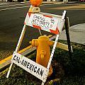 Orange And Ninth Coronado California by Sharon French