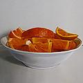 Orange by Andrej Cesiulevic