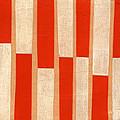 Orange Bars by Laura Nugent