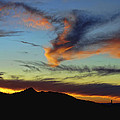 Orange Dragon Sunset by Ryan Seek