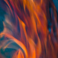 Orange Fire by Yulia Kazansky