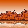 Orange Harvest by Anastasiya Malakhova