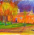 Orange House by Thomas Hughes