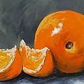 Orange  by IAMJNICOLE JanuaryLifeBrand