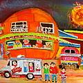 Orange Julep Competition by Michael Litvack