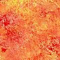 Orange Peel by Bill Richards