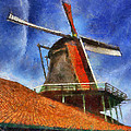 Orange Sails by Rick Lloyd