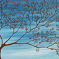Orange Tree by Cevin Cox