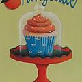 Orangeade Cupcake by Catherine Holman