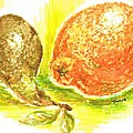 Oranges And Pears by Teresa White