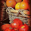 Oranges And Persimmons by Miriam Danar