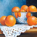 Oranges by Tim Johnson