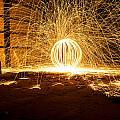 Orb Of Light by Noah Siano