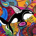 Orca by Rebeca Rambal
