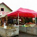 Orchard Fruit Stand by Image Takers Photography LLC - Carol Haddon