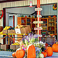 Orchard Valley Market by Bob Hislop