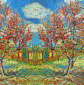 Orchards by Munir Alawi