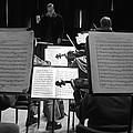 Orchestra Rehearsal by Jenny Setchell
