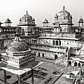 Orchha's Palace - India by Luciano Mortula