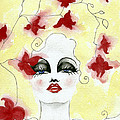 Orchid Lady by Esther Willsher