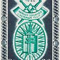 Order Of The 20th Anniversary Release 17 November 1940 To 1960 Patriam Servando Victoriam Tulit by Jeelan Clark