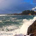 Oregon Coast 9 by Deahn      Benware