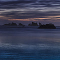 Oregon Coast After Sunset by Andrew Soundarajan