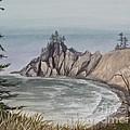 Oregon Coast by Darice Machel McGuire