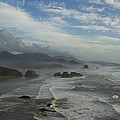Oregon Coast Ecola 1 F by John Brueske