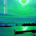Oregon Coast IIi by Michael Moore