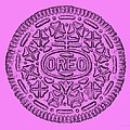 Anna's Pink Oreo For The Cure by Rob Hans
