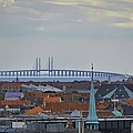 Oresund Bridge by Steven Richman