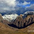 Organ Mountains Rugged Beauty by Bob Christopher