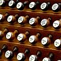 Organ Stop Knobs by Jenny Setchell