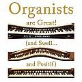 Organists Are Great 2 by Jenny Setchell