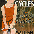 Orient Cycles Vintage Bicycle Poster by Edward Fielding