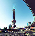 Oriental Pearl Tower by Yew Kwang