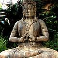 Oriental Statue by Bertie Edwards