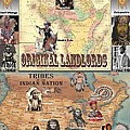 Original Landlords Poster African And Native American by Sirron Kyles
