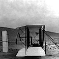 Original Wright Airplane, 1903 by Science Source
