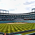 Oriole Park At Camden Yards by Bill Cannon