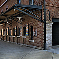 Oriole Park Box Office by Susan Candelario