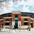 Oriole Park - Camden Yards by Bill Cannon