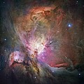 Space Hollywood 2 - Orion Nebula by Marianna Mills