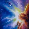 Orion Nebula by James Christopher Hill